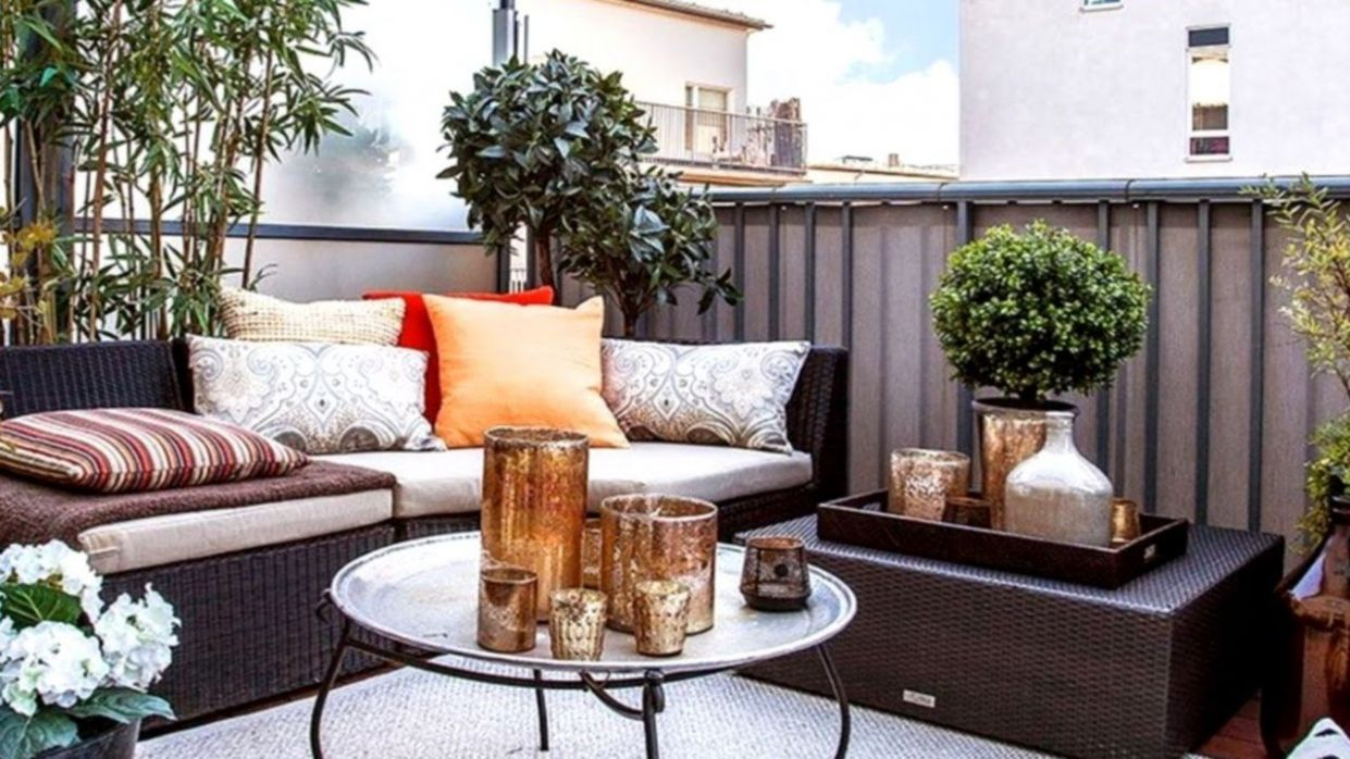 12+ Small Balcony Decorating Ideas, Cozy Balconies Budget Ideas | Part 12 - balcony ideas photos