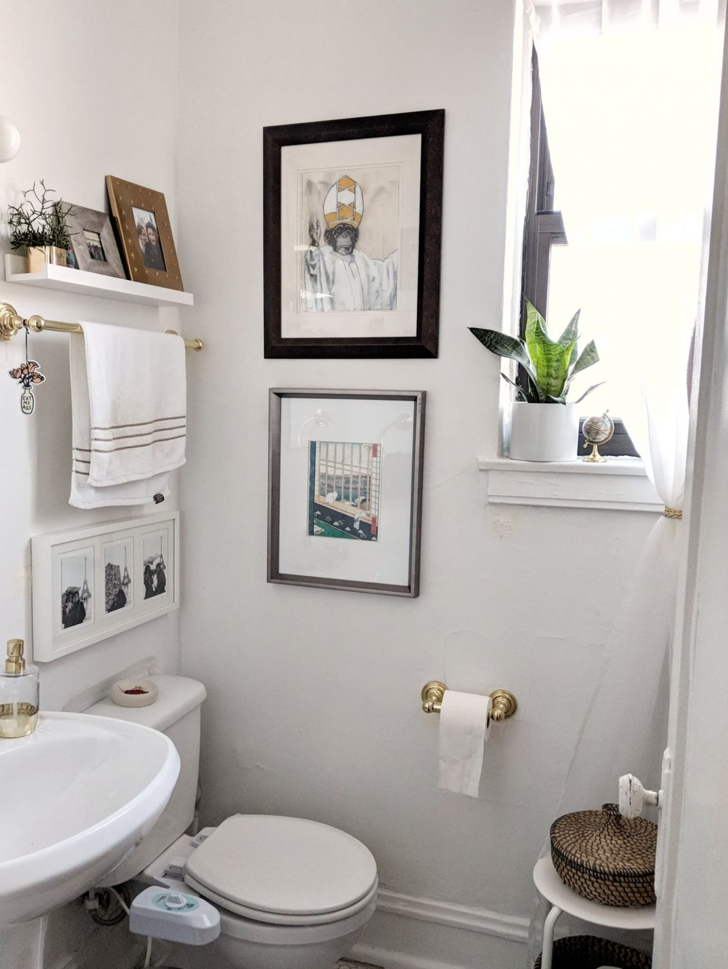 12 Small Bathroom Storage & Design Ideas - Storage Solutions for ..
