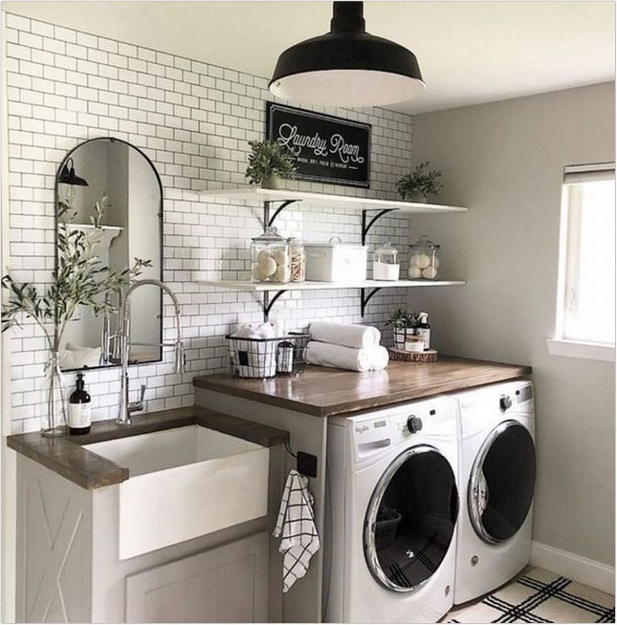12+ small laundry room makeover ideas for dream room that will ..