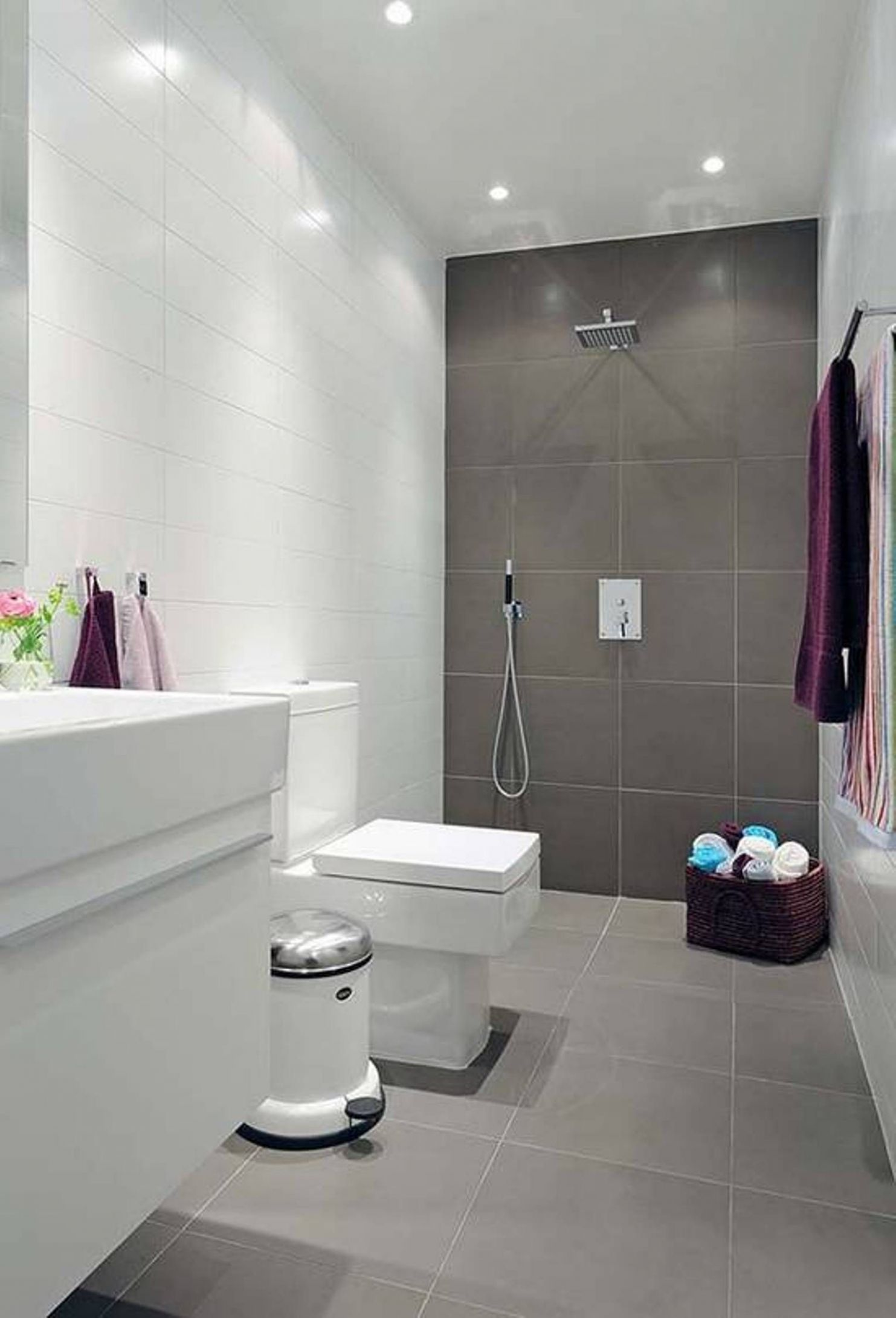 12 Small Modern Bathroom Tile Ideas, Most of the Awesome and Neat ...