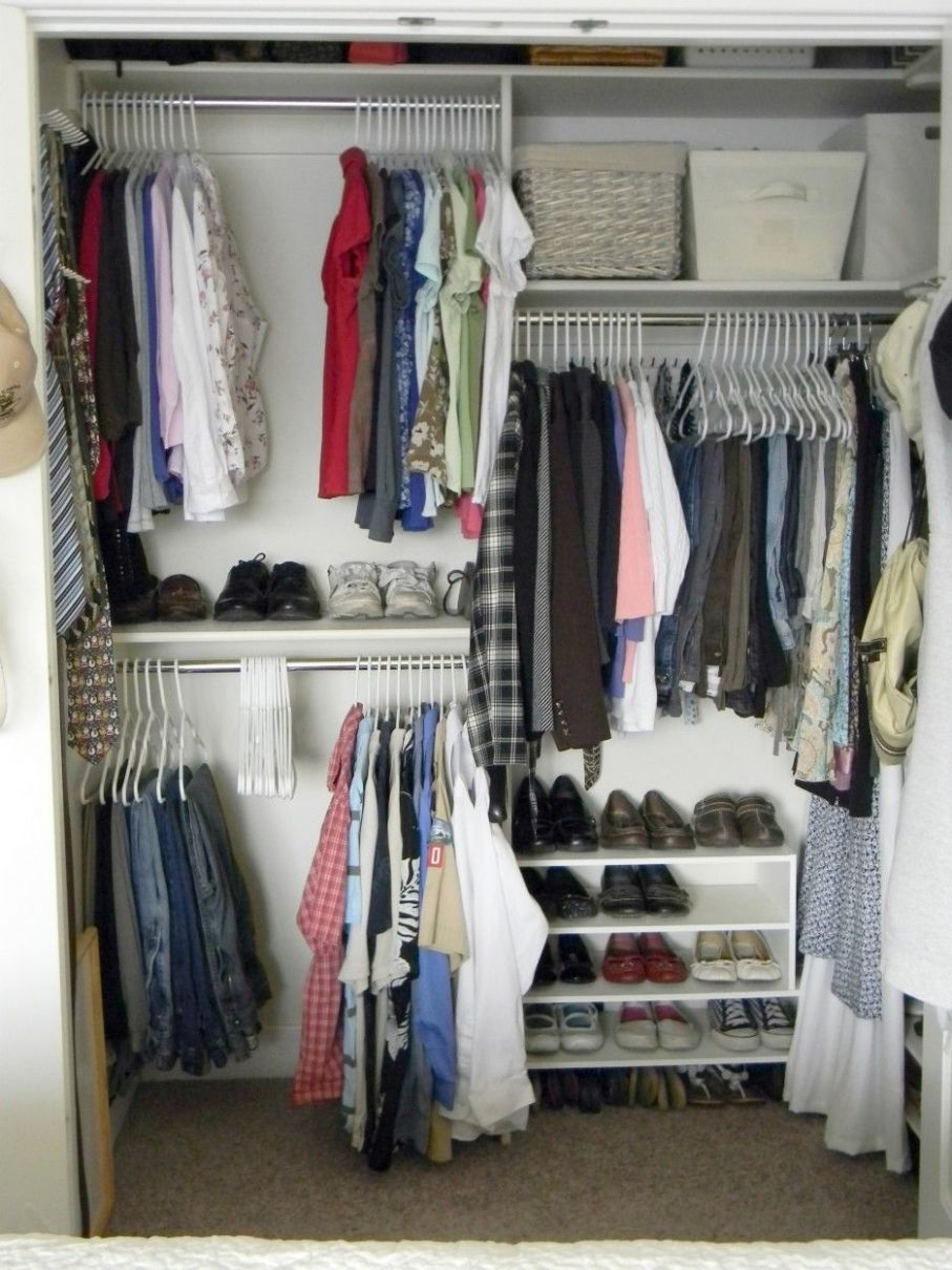 12 Small Walk in Closet Ideas and Organizer Designs | Closet ..
