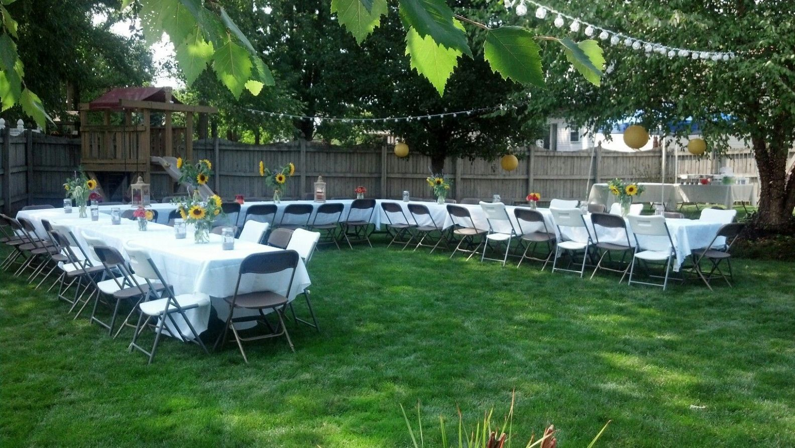 12 Some of the Coolest Designs of How to Make Graduation Backyard ...