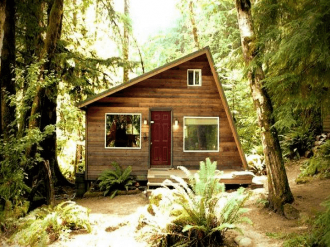 12 Tiny Houses for Sale in Washington State - Tiny House Blog - tiny house land for sale