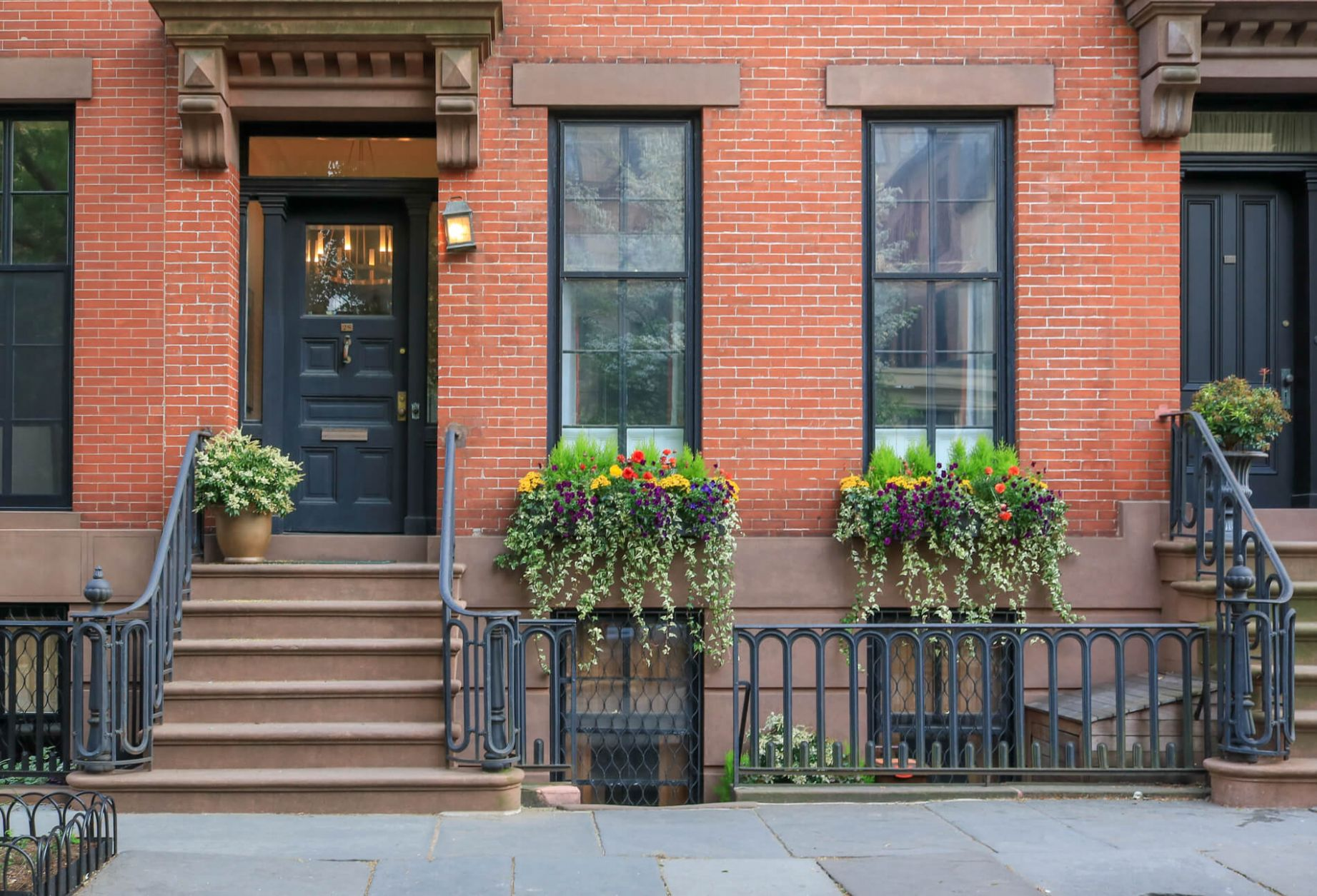 12 Tips for Beautiful Window Boxes All Year Round   Brownstoner - window ideas for new construction