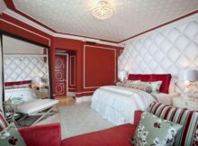 12 Unique Red Bedroom Ideas and Photos | Shutterfly