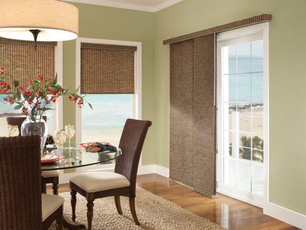 12 Window Treatments for Sliding Glass Doors Ideas - hgnv