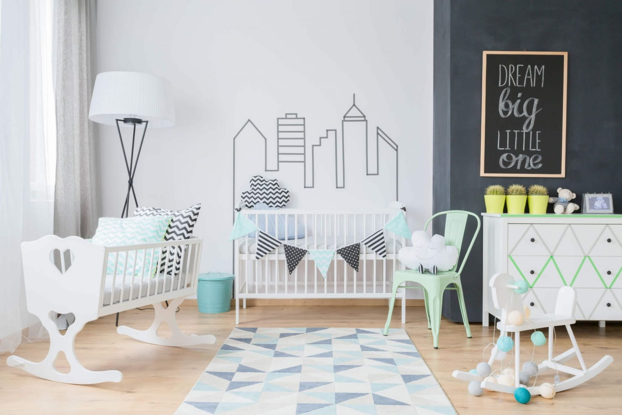 12+ Wonderful Baby Boy Room Ideas for Your Beloved Little Prince - baby room flooring