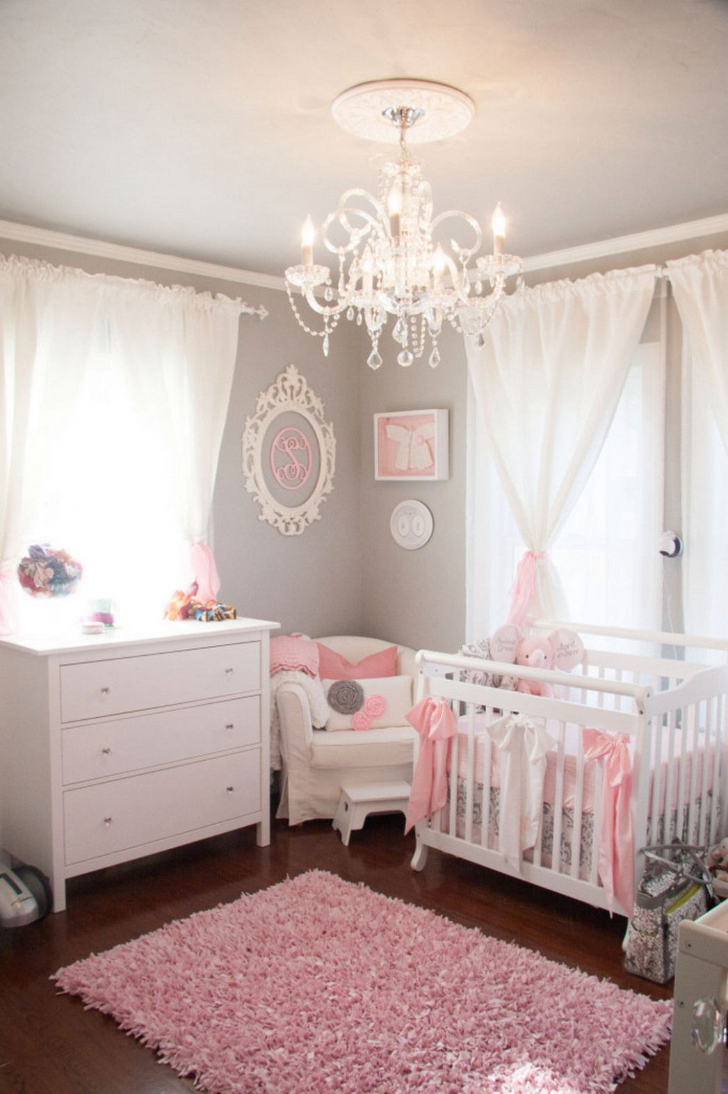 8 Actionable Tips on Baby Girl Nursery | Girl room, Baby room ...
