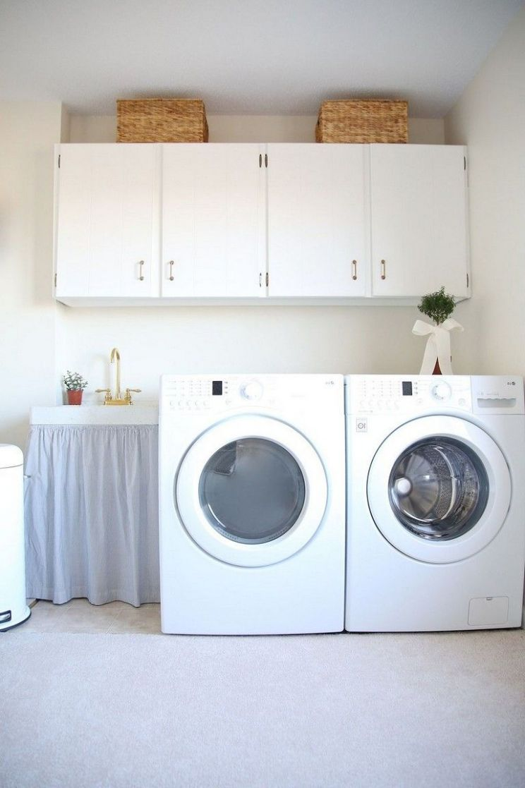 8 Admirable Design Ideas for Laundry Room Makeover #laundry ..
