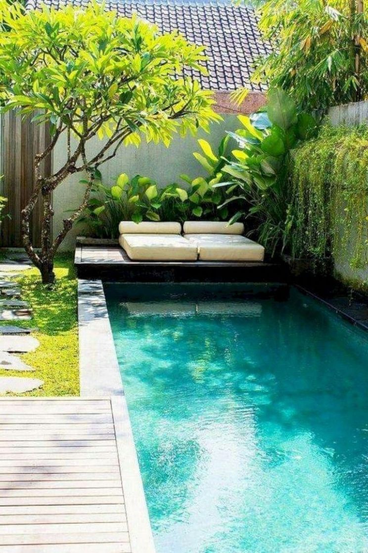 8 ATTRACTIVE BACKYARD IDEAS WITH SWIMMING POOL ...