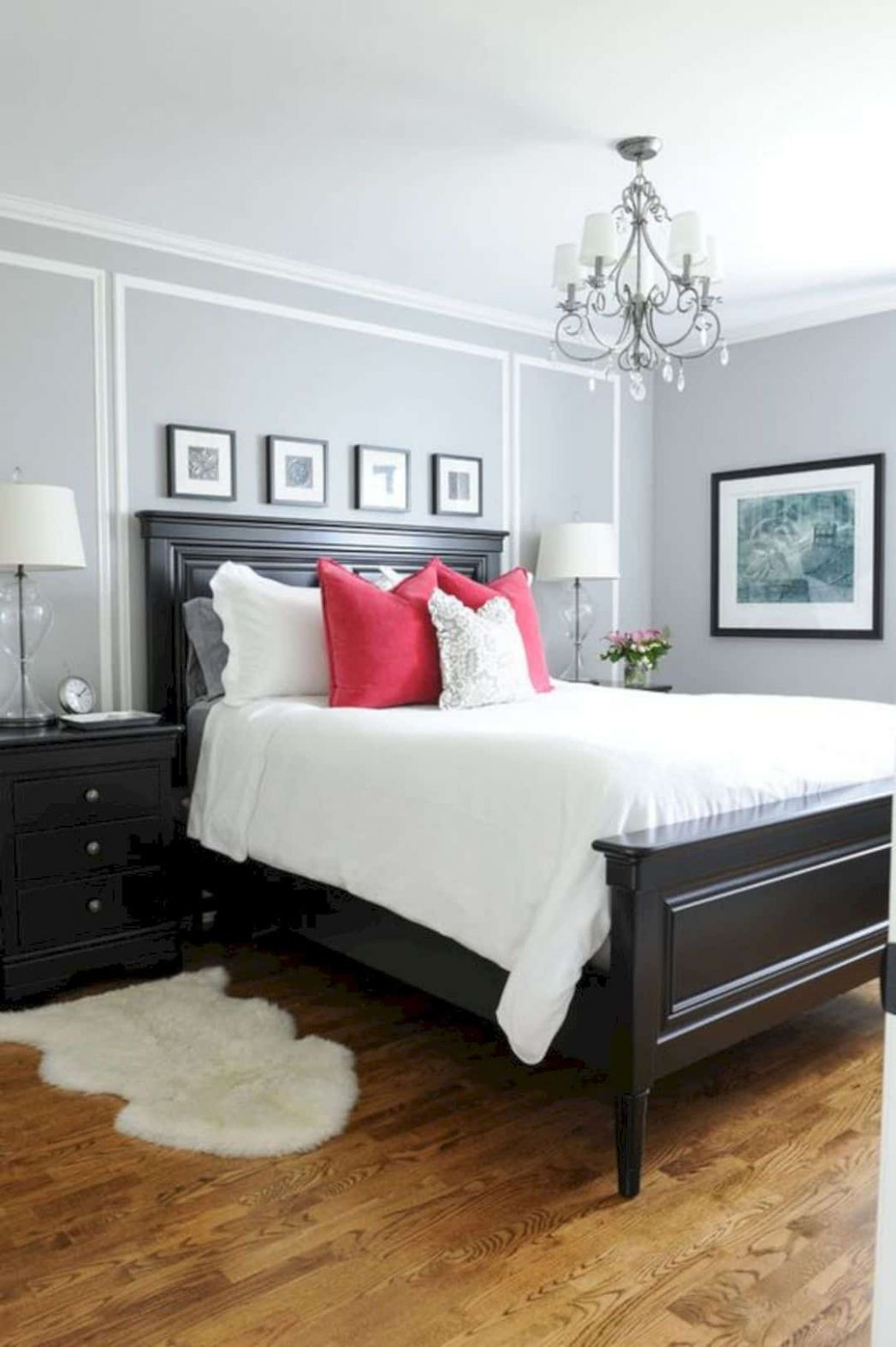 8 Awesome Black Furniture Bedroom Ideas - bedroom ideas with dark furniture
