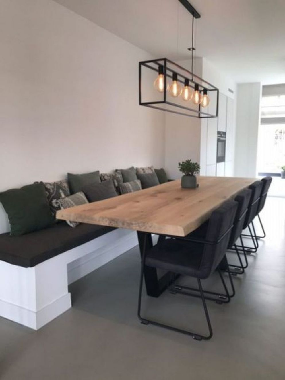 8+ Awesome Dining Room Designs Ideas In Industrial Style ..