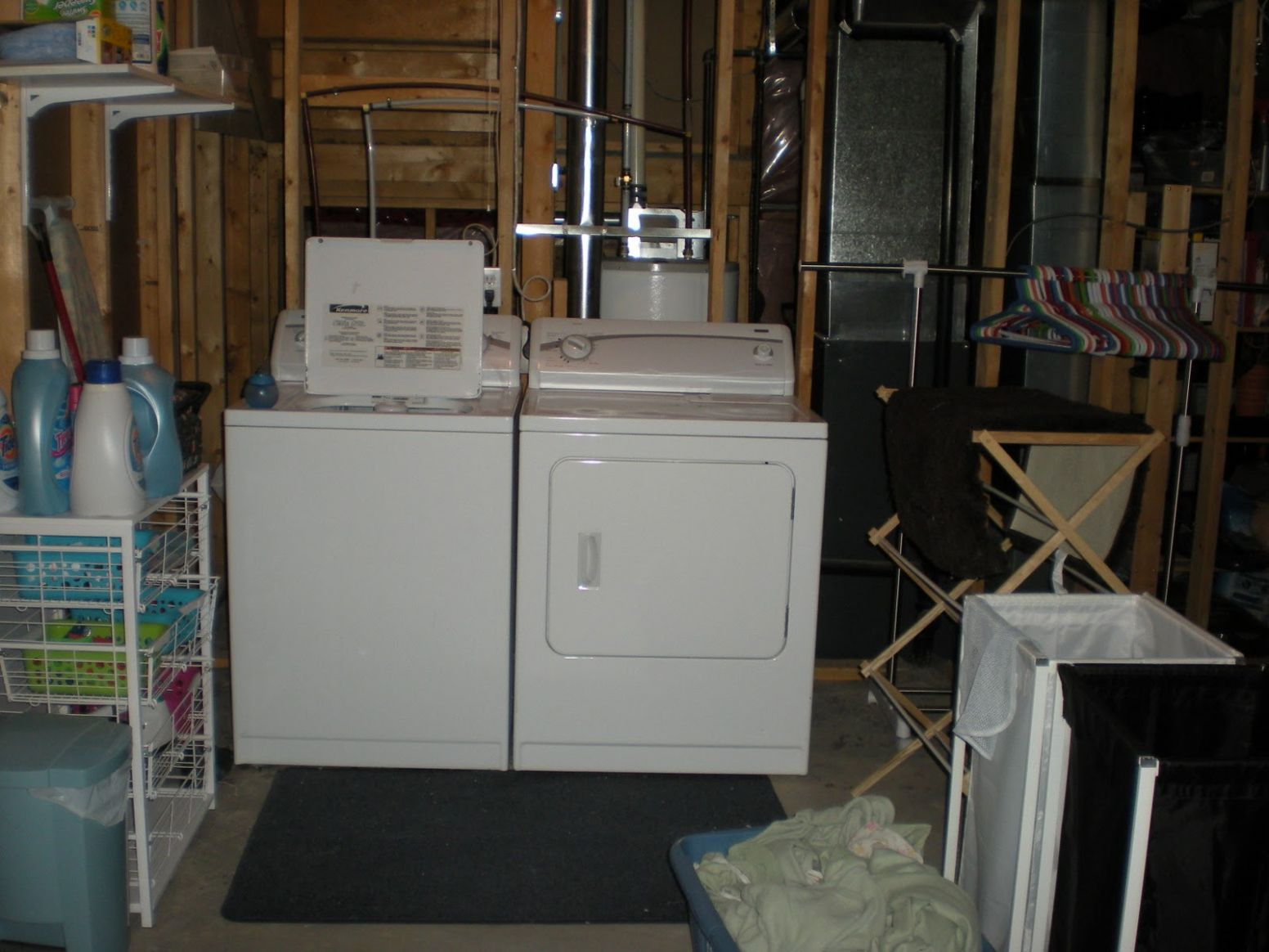 8 Basement Laundry Room Ideas To Try In Your House, Unfinished ..