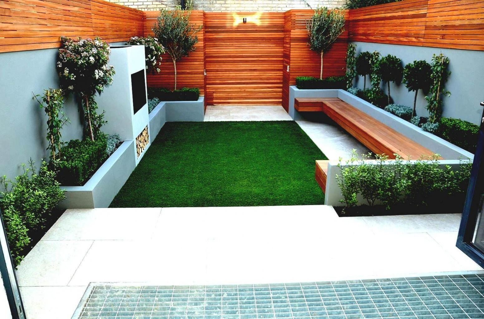 8 Best Front Garden Design Ideas in UK (With images) | Small ..
