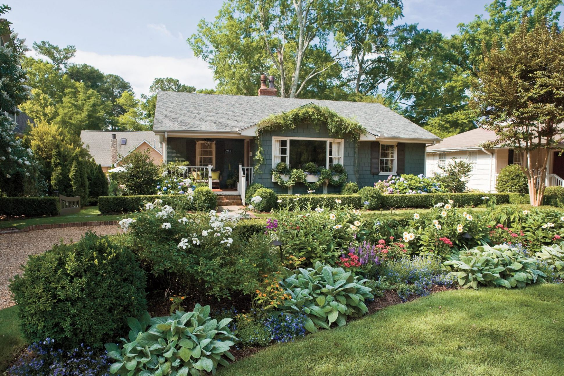 8 Best Landscaping Ideas | Southern Living - garden ideas zone 9