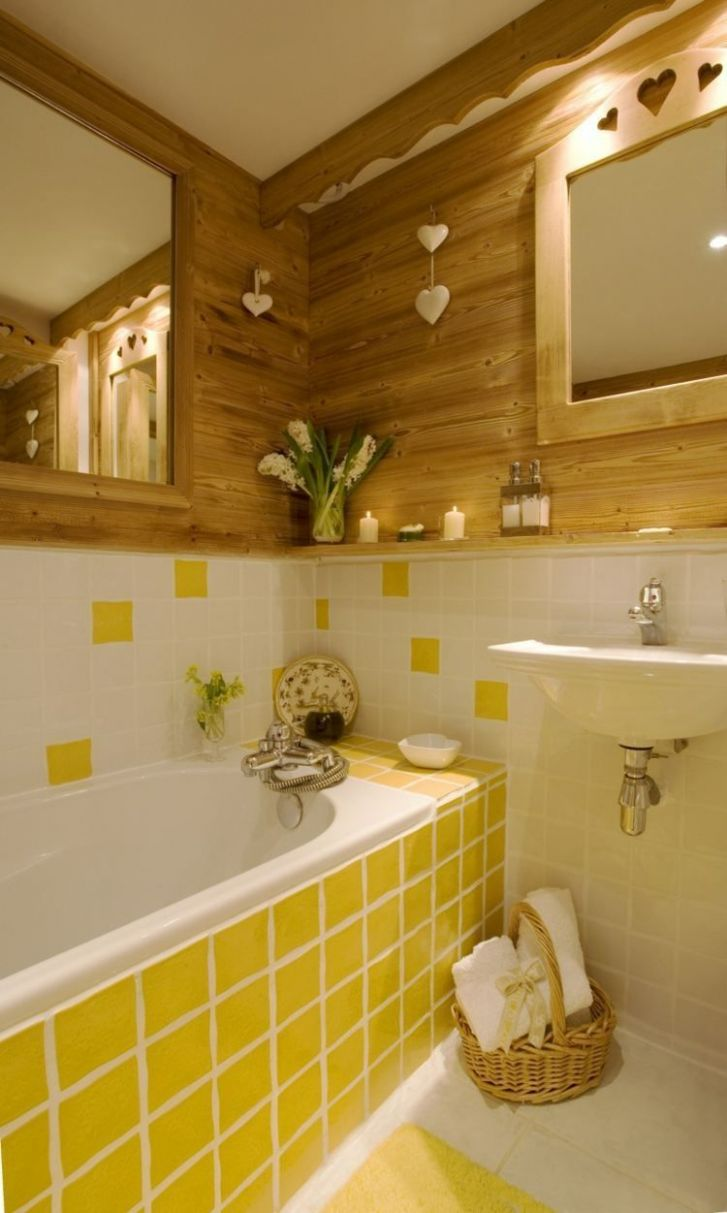 8 Blue Bathroom Ideas: Soothing Looks | Yellow bathroom decor ..
