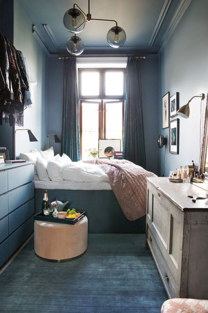 8+ Blue Bedroom Ideas For Your Personal Styles | Schlafzimmer ...