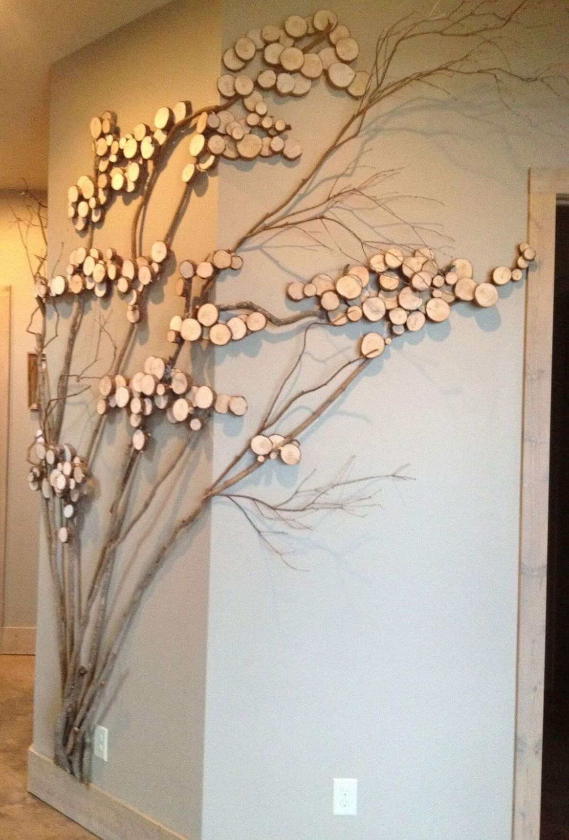 8 Creative Decorating Ideas with Branches to Bring Nature into ...