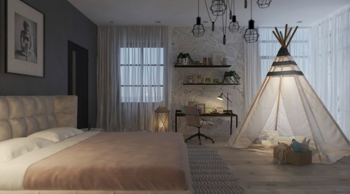 8 Creative Kids Bedrooms With Fun Themes - bedroom ideas themes