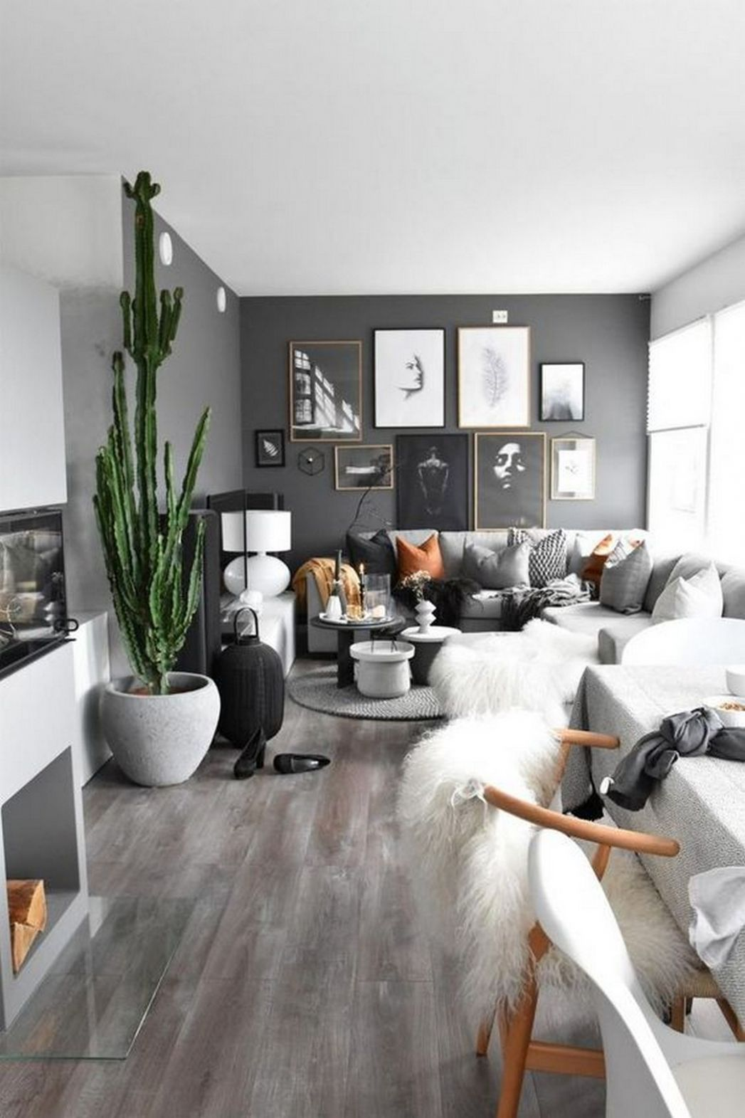 8 Elegant Gray Home Decor Ideas to Match in Any House Theme ...