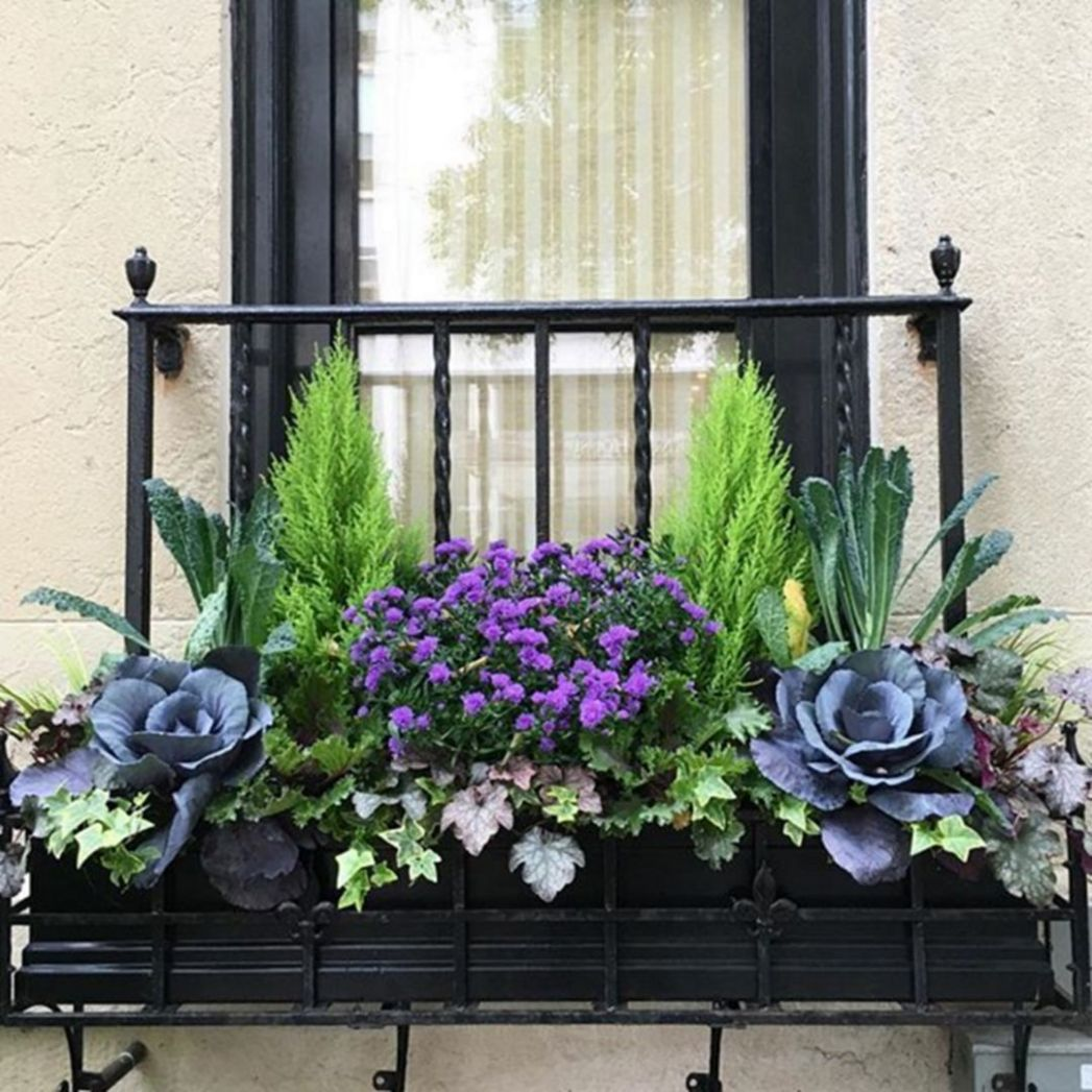 8+ Extraordinary Window Garden Ideas for Your Wonderful Home ...