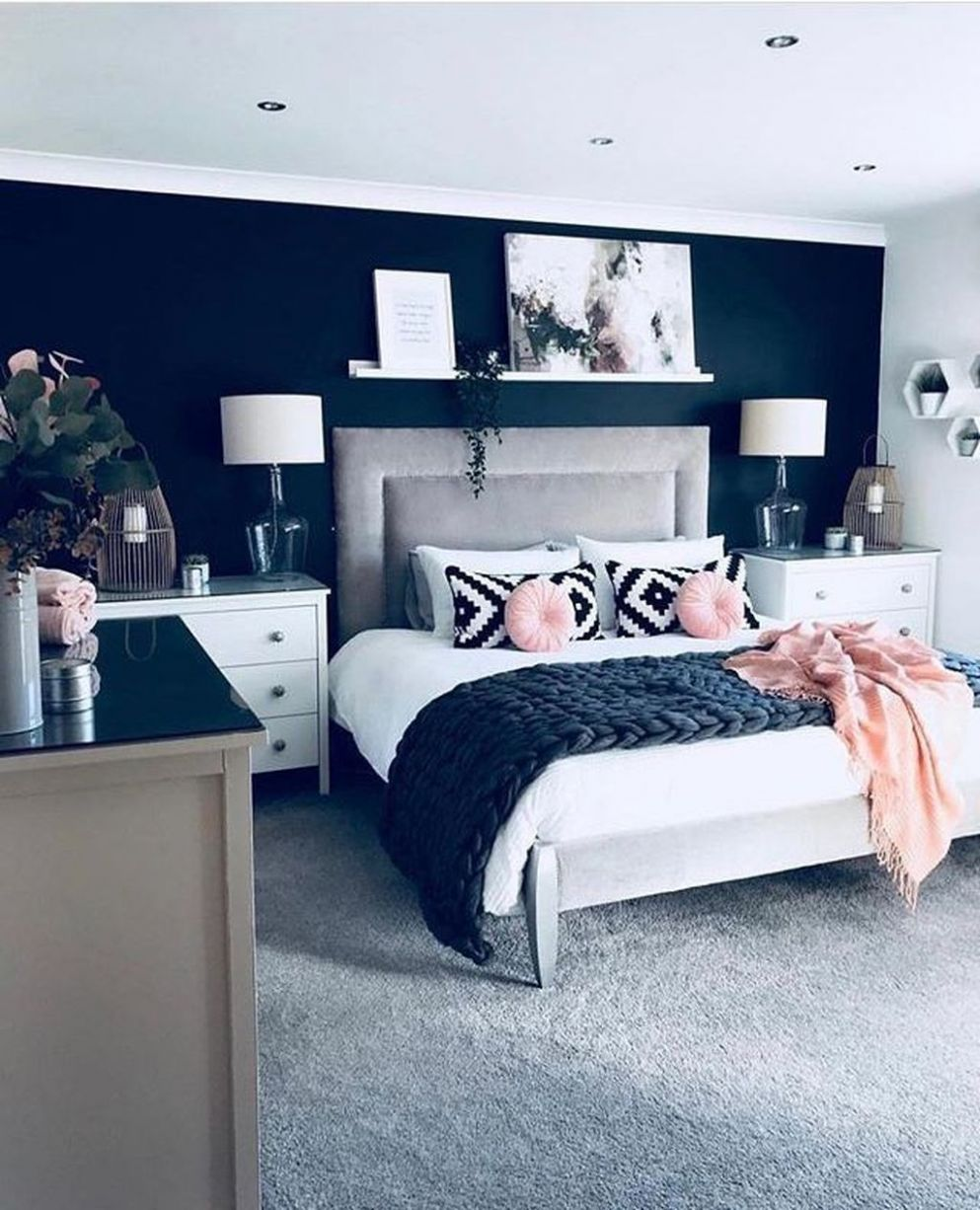 8+ Fancy Master Bedroom Color Scheme Ideas | Master bedroom color ..