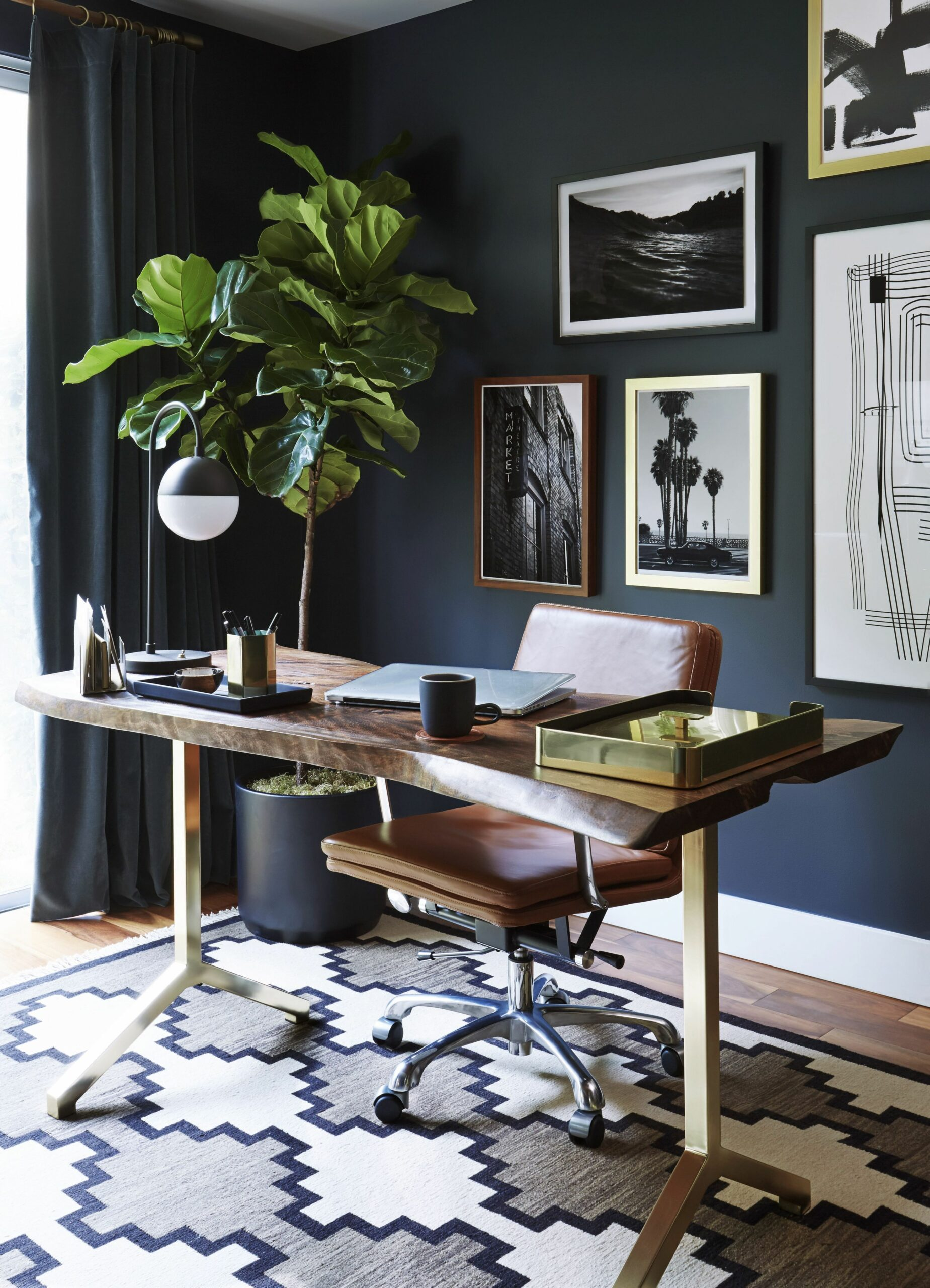 8 Feng Shui Home Office Design Ideas - home office ideas images
