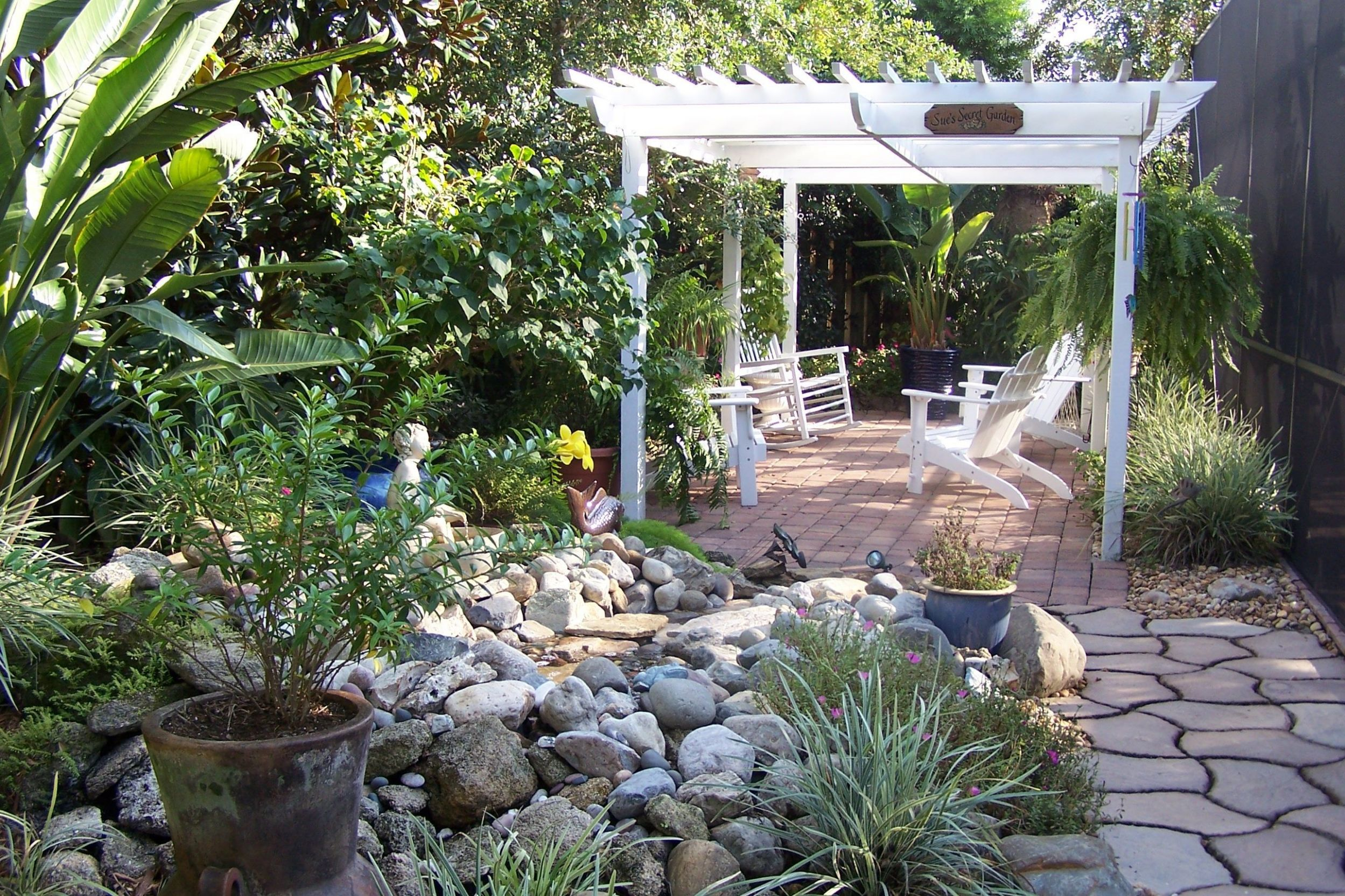 8+ Gorgeous Garden Design Zone 8 Ideas | Backyard garden design ..