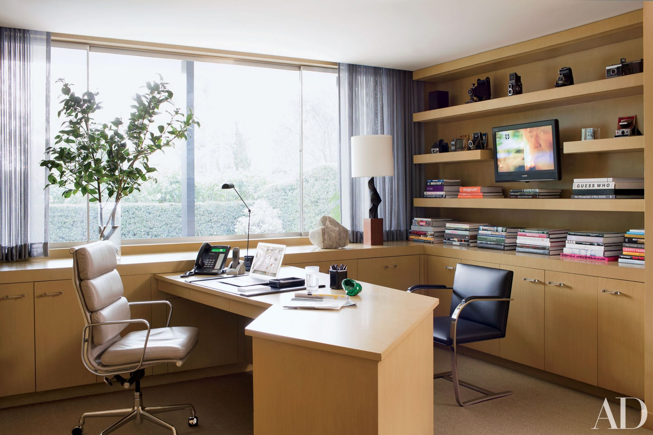 8 Home Office Ideas That Will Inspire Productivity ...