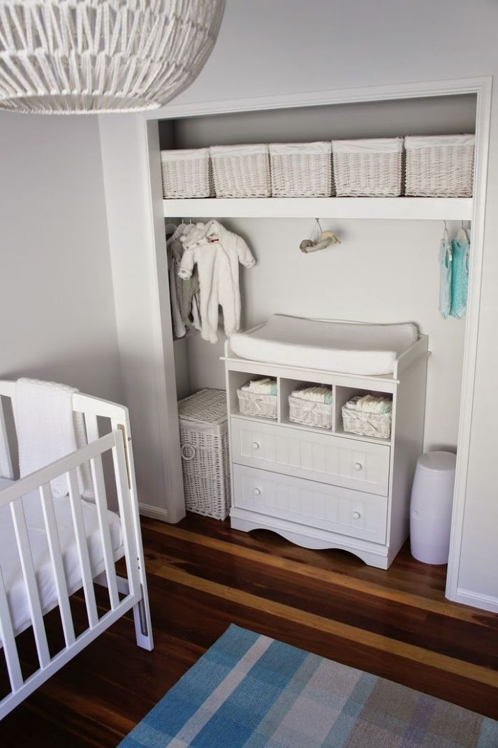 8+ ideas about Baby Room Closet on Pinterest | Unisex Baby Room ..