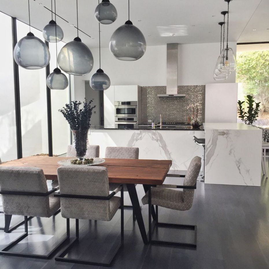 8 Ideas for Creating a Modern Dining Room - dining room ideas contemporary