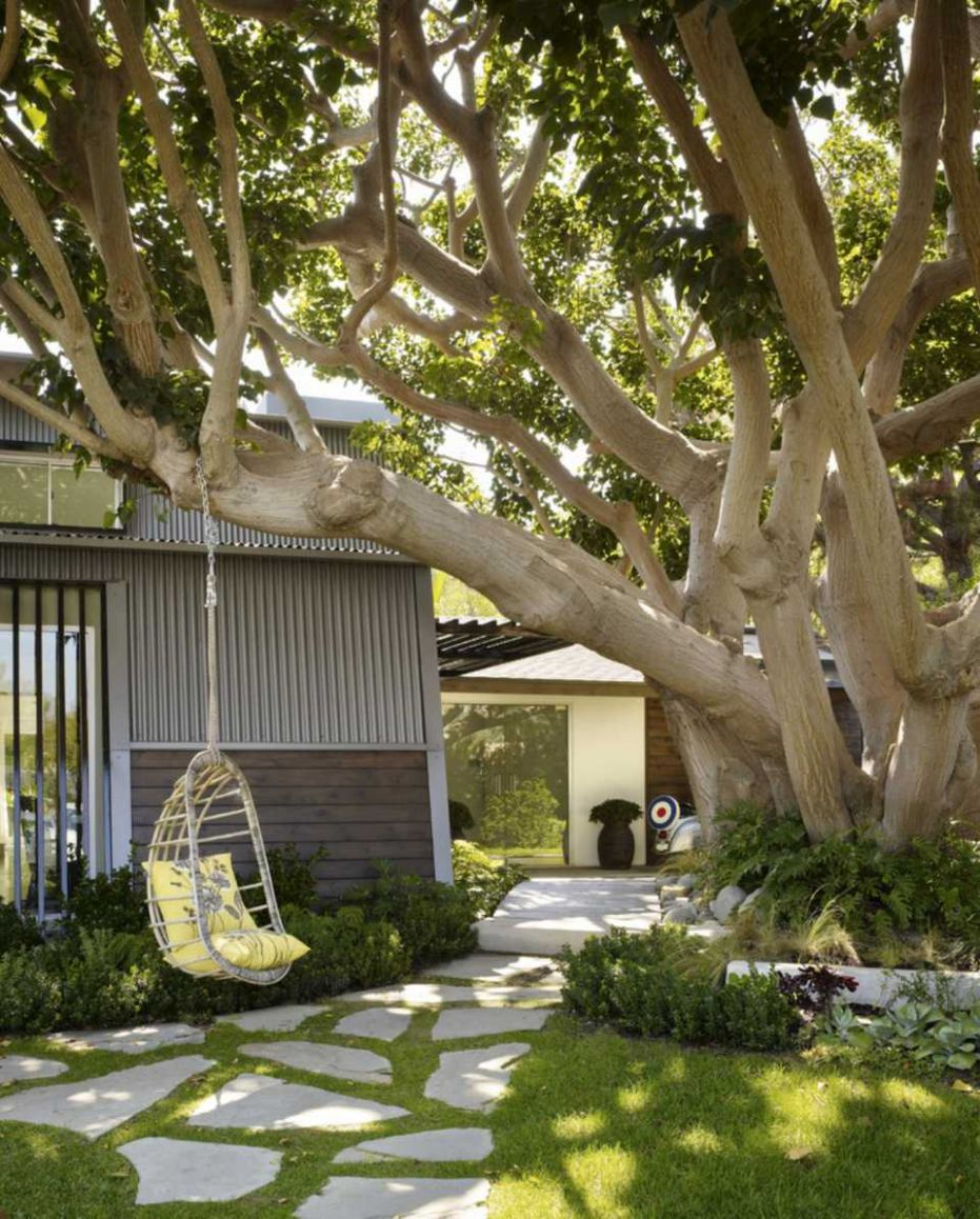 8 Ideas for Landscaping Around Trees - backyard ideas trees