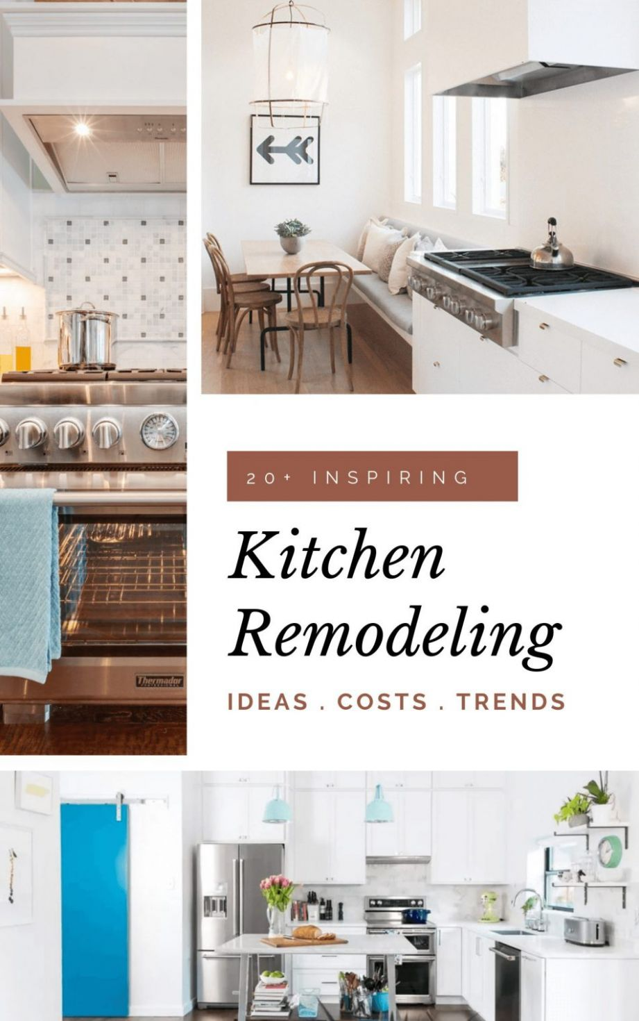 8+ Inspiring Kitchen Remodeling Ideas, Costs, & Trends In 88 - kitchen ideas and costs