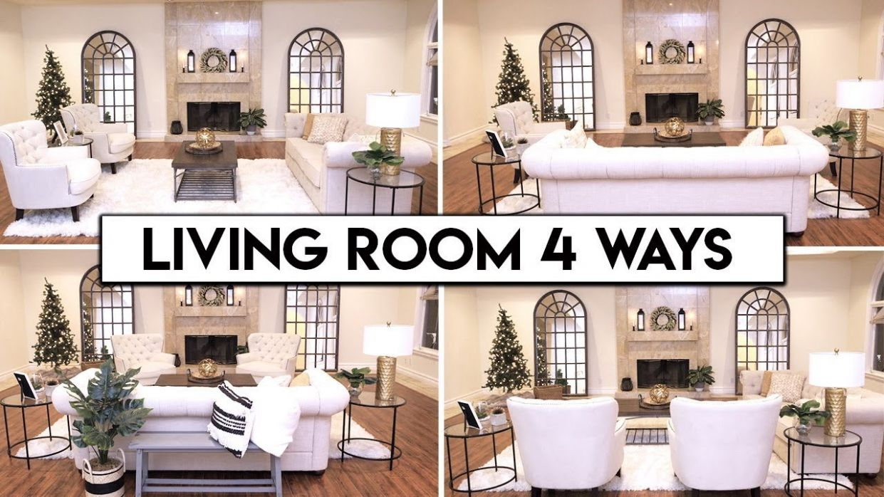 8 LIVING ROOM LAYOUT IDEAS | Easy Transformation
