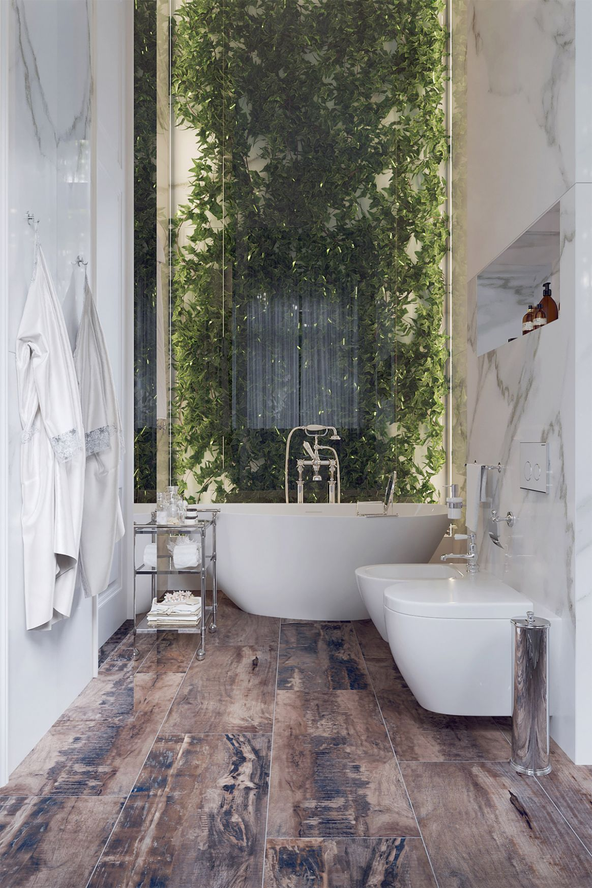 8 Luxury Bathrooms And Tips You Can Copy From Them - bathroom ideas luxury