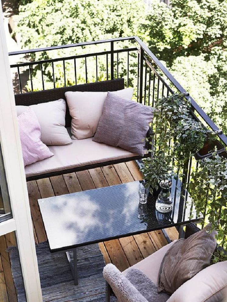 8 Mindblowingly Beautiful Balcony Decorating Ideas to Start Right ...