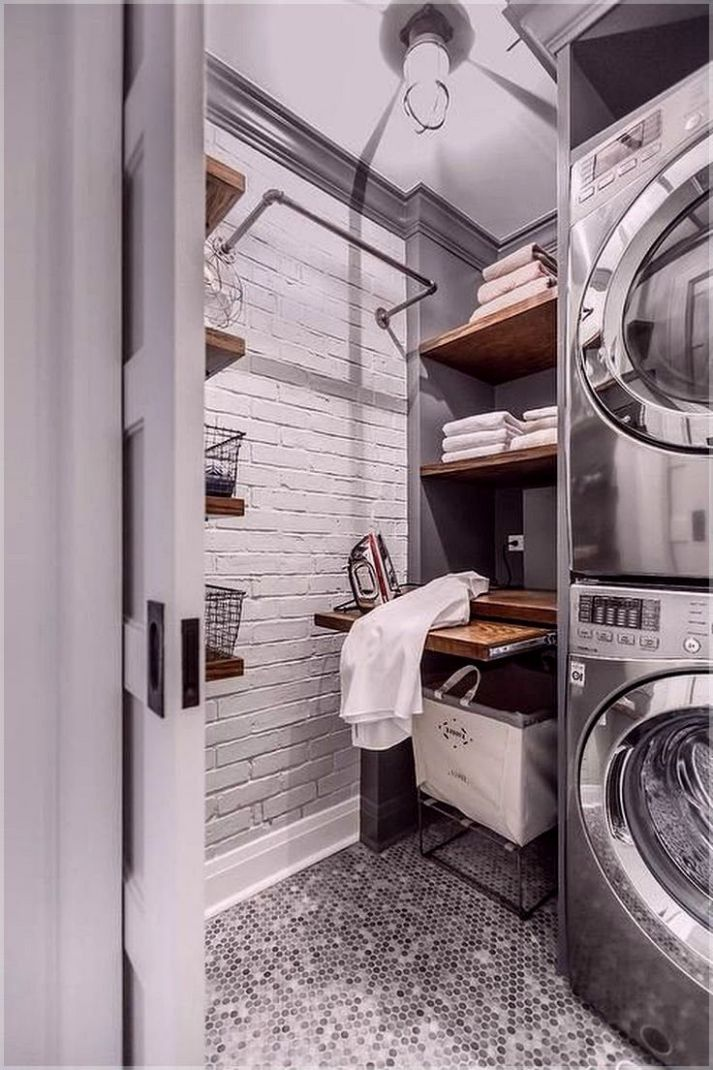 8 Remarkable Laundry Room Layout Ideas for The Perfect Home Drop ..
