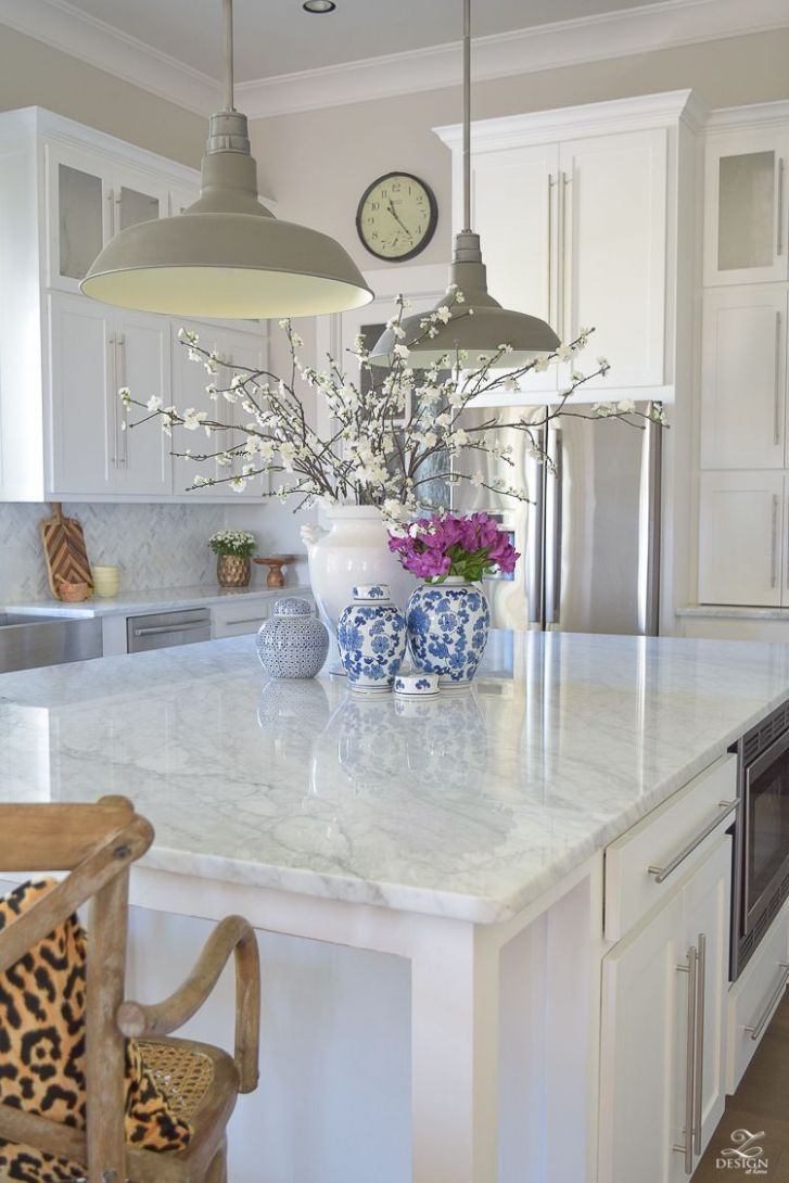 8 Simple Tips for Styling Your Kitchen Island | Kitchen island ..