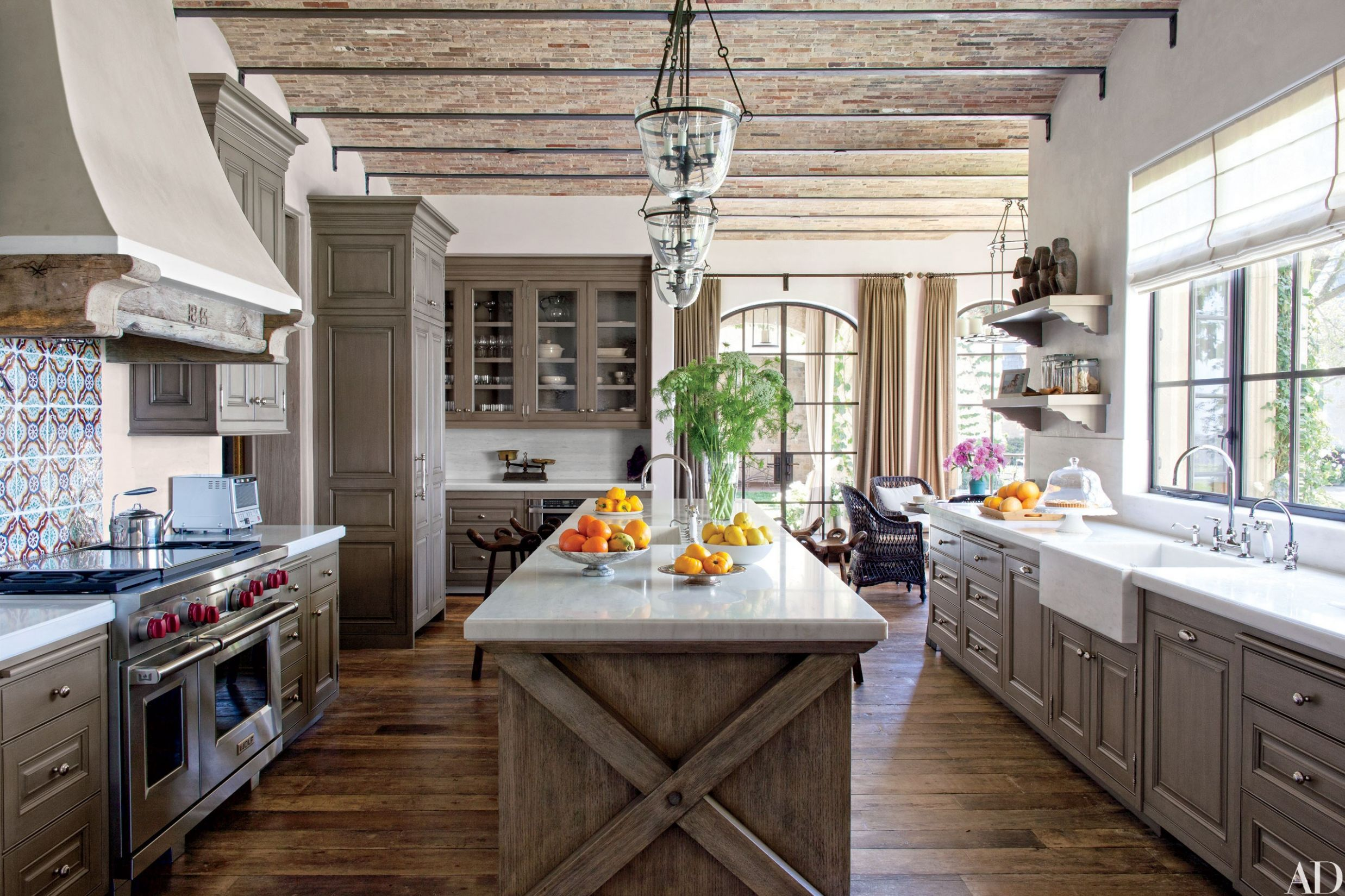 8 Stunning Kitchen Island Ideas | Architectural Digest - kitchen ideas island