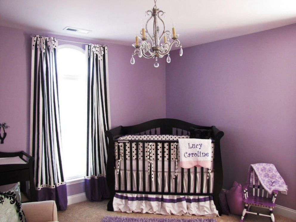 8 Stylish Baby Room Color Ideas For Girl   Baby room colors ...