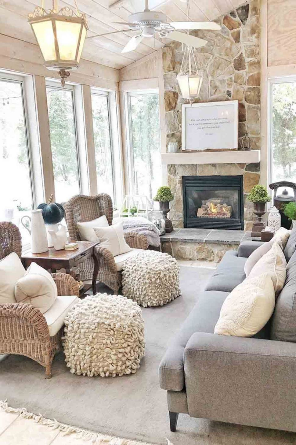 8 Sunroom Ideas: The Best Combo Of Indoor And Outdoor In One ..