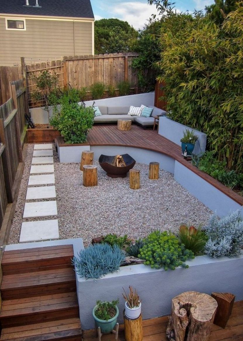 8 the best and comfortable backyard design ideas for summer ...