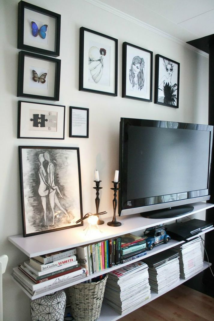 8 TV Wall Decor Ideas | Inspirational TV Wall Design | Decoholic