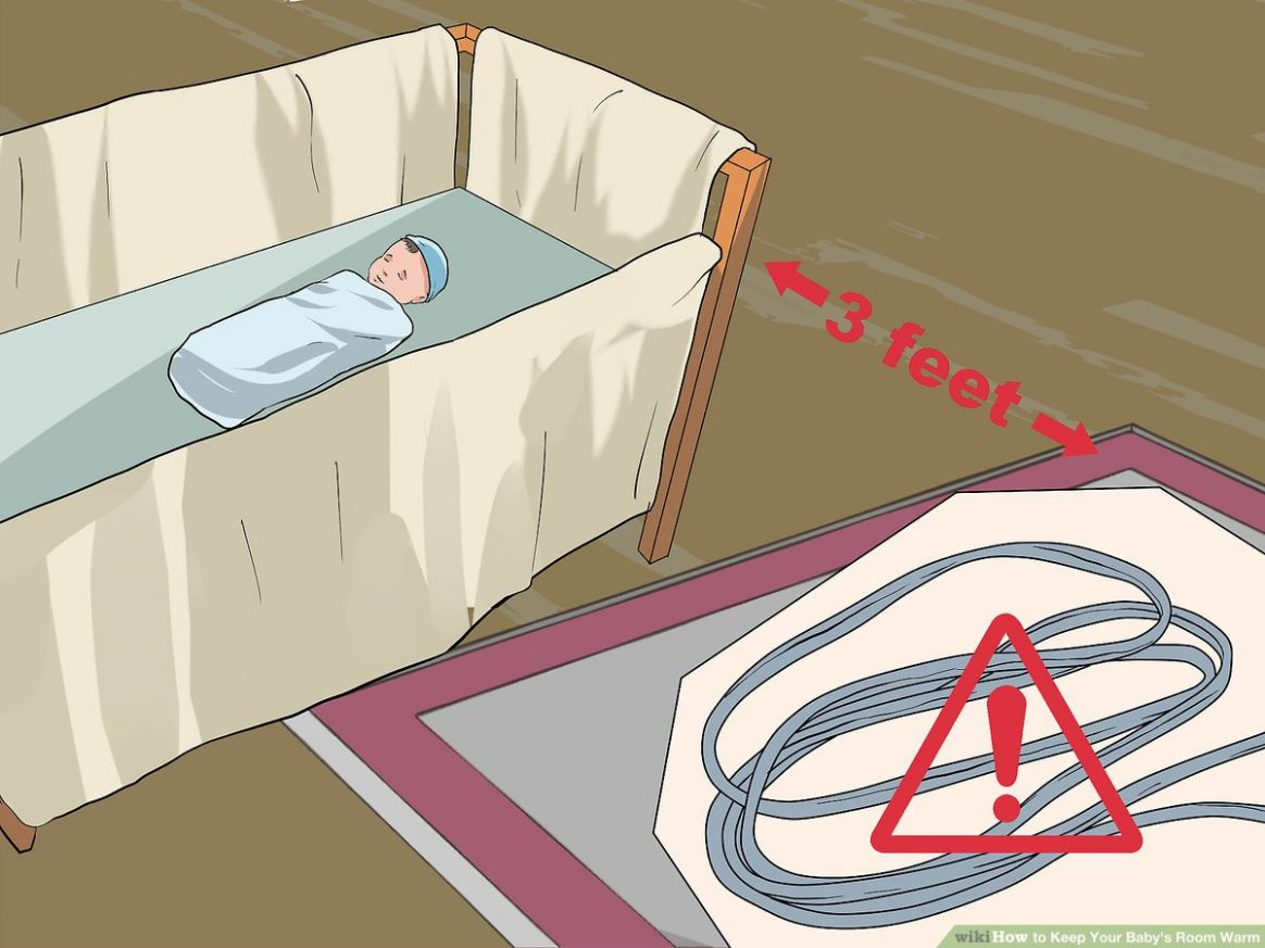 8 Ways to Keep Your Baby's Room Warm - wikiHow