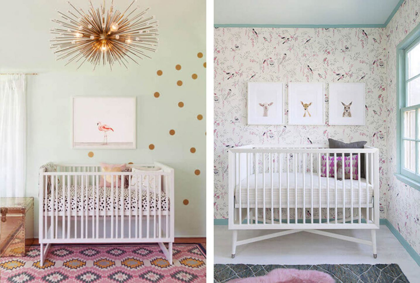9+ Adorable Baby Girl Room Ideas | Shutterfly - baby room decor ideas