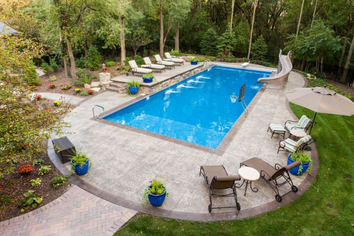 9+ amazing backyard pool ideas on a budget (9) | Swimming pools ..