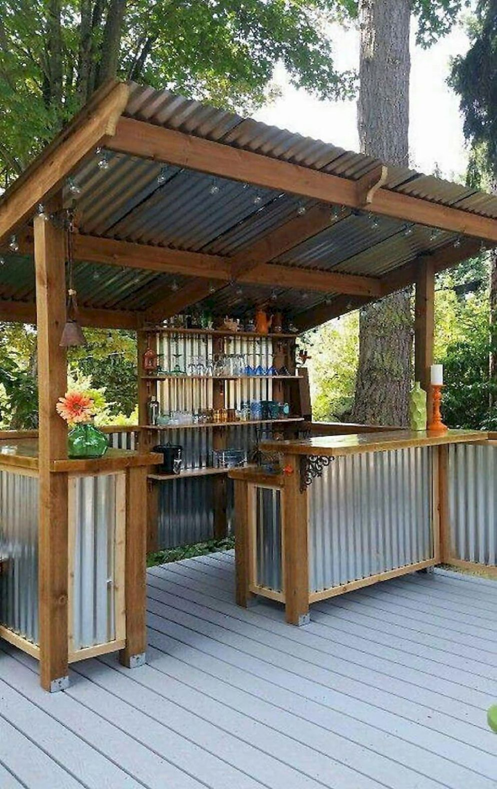 9 Amazing DIY Outdoor Kitchen Ideas On A Budget | Backyard ..