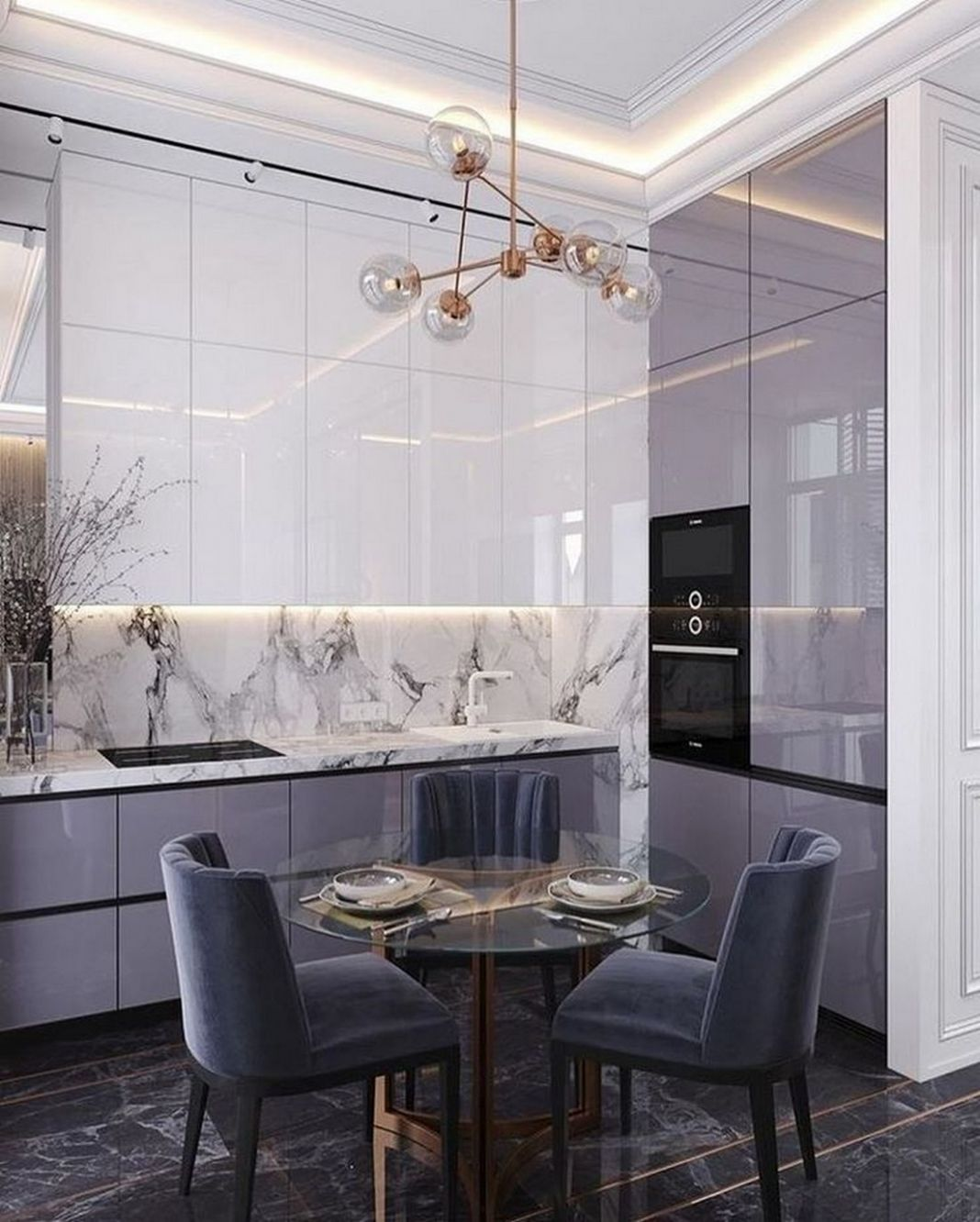 9 amazing luxury kitchen ideas for your home ~ feryhan.com