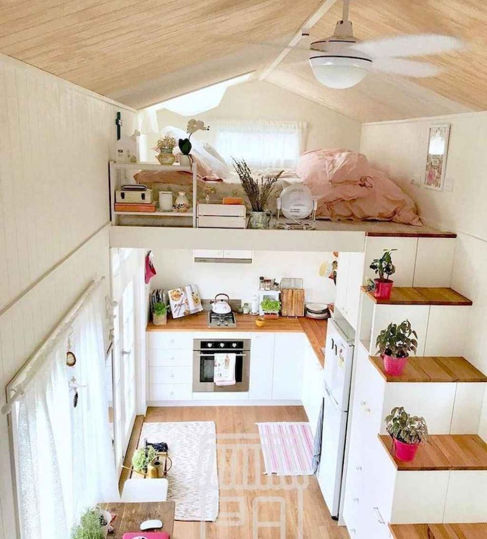 9 Amazing Tiny House Bedroom Ideas - Structhome