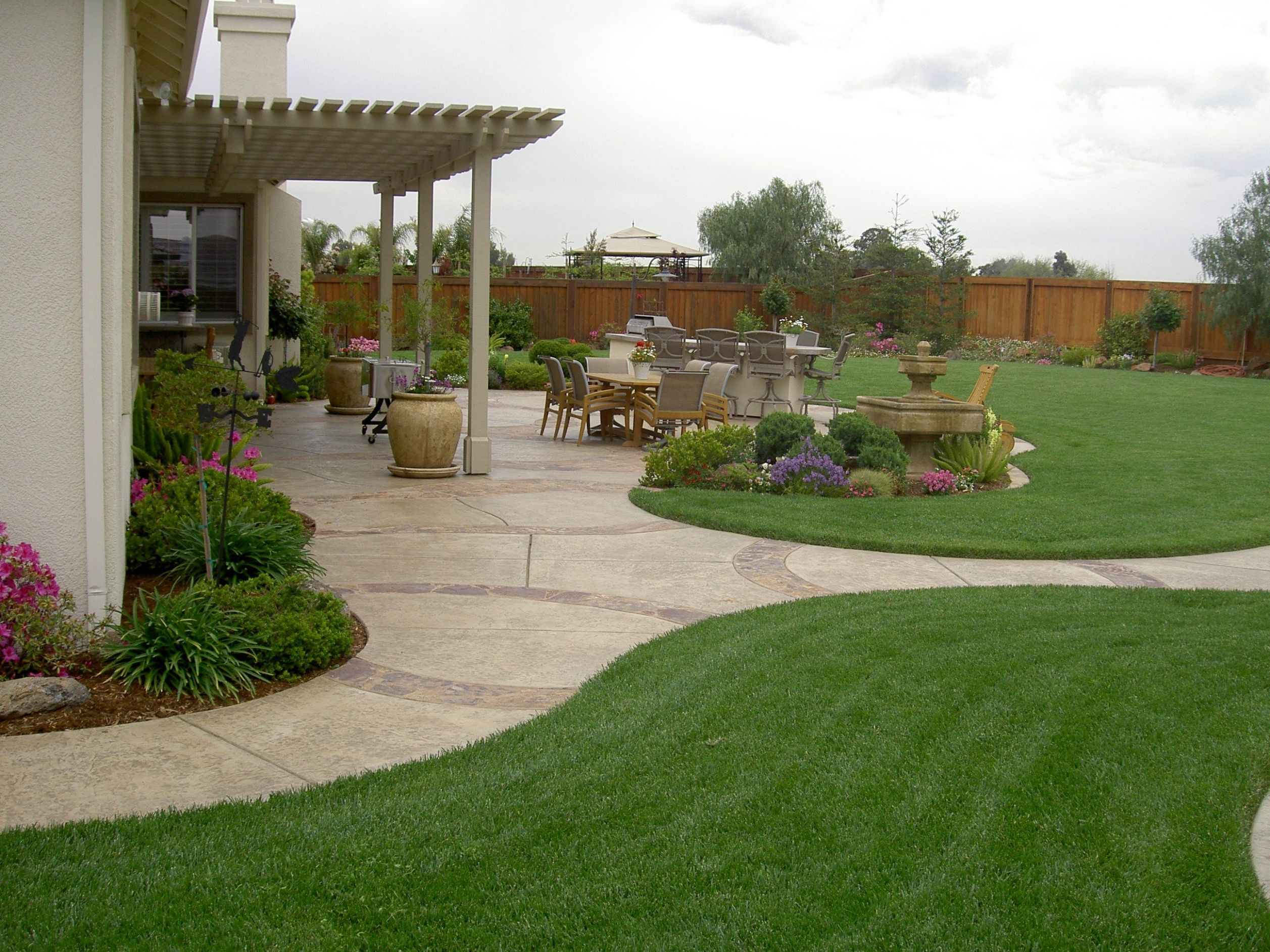 9 Awesome Landscaping Ideas For Your Backyard | Large backyard ...